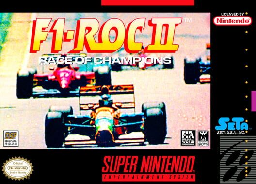 F1 ROC II: Race of Champions Display Picture