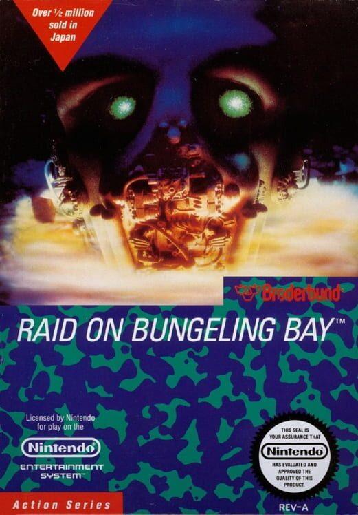 Raid on Bungeling Bay image