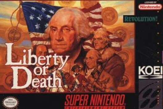 Liberty or Death Display Picture