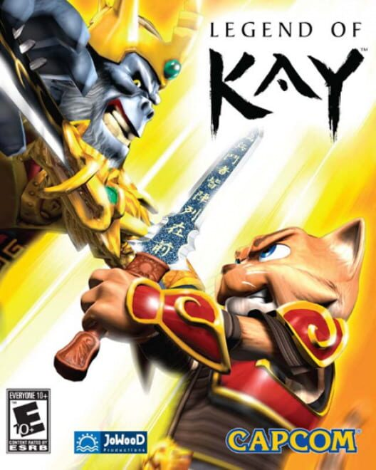 Legend of Kay Display Picture
