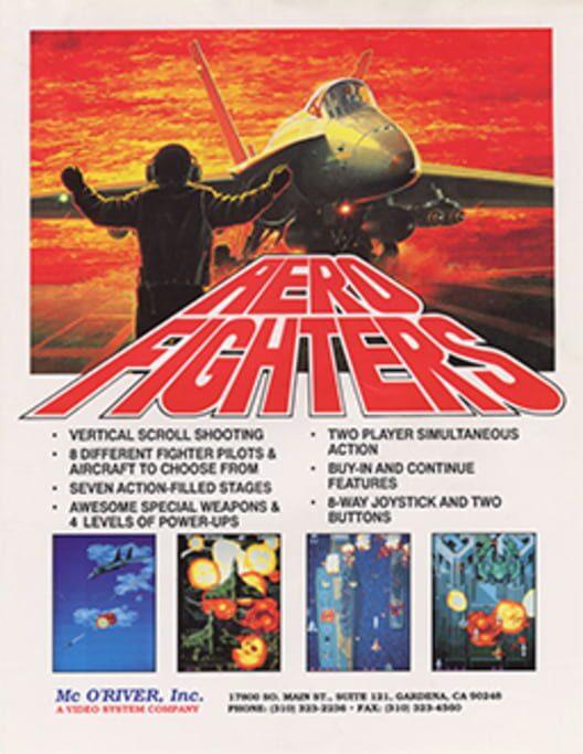Aero Fighters image
