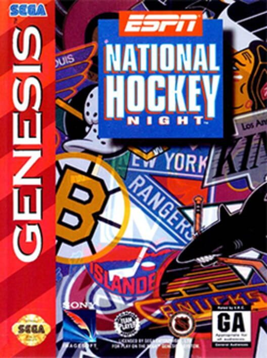 ESPN National Hockey Night Display Picture