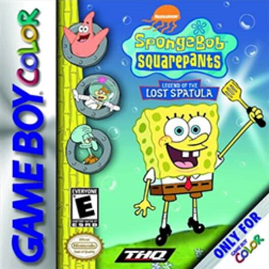 SpongeBob SquarePants: Legend of the Lost Spatula image