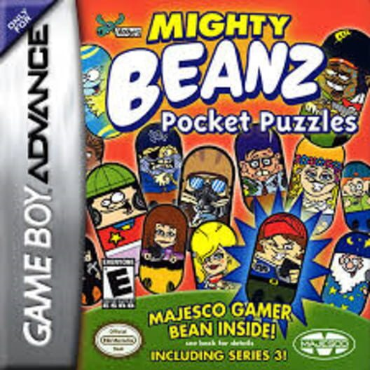 Mighty Beanz Pocket Puzzles image