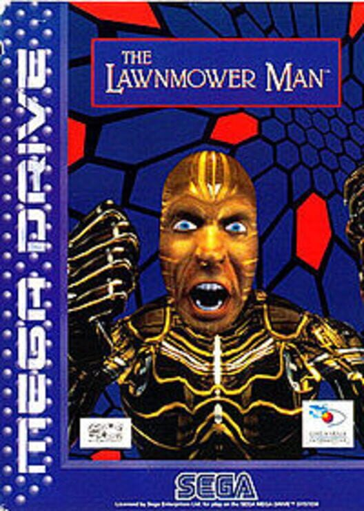 The Lawnmower Man Display Picture