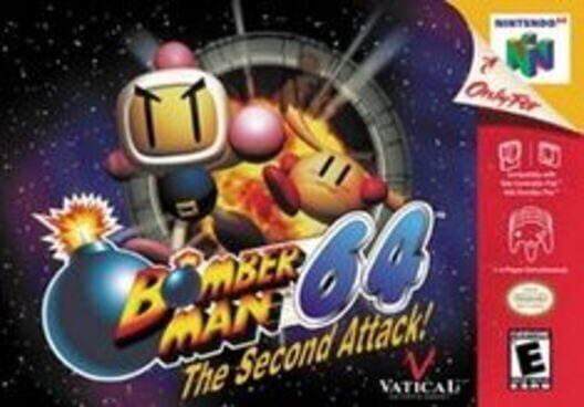 Bomberman 64: The Second Attack! image