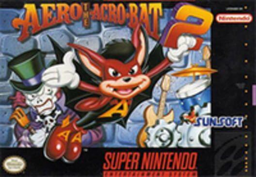 Aero the Acro-Bat 2 Display Picture