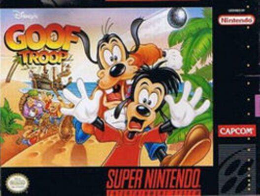 Goof Troop Display Picture