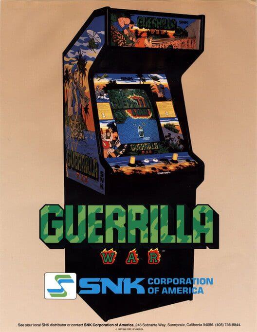 Guerrilla War Display Picture