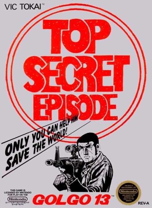 Golgo 13: Top Secret Episode Display Picture