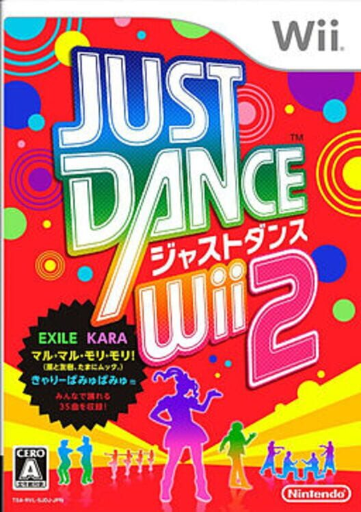 Games Like Just Dance Wii 2
