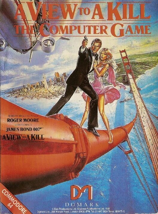 A View to a Kill: The Computer Game Display Picture