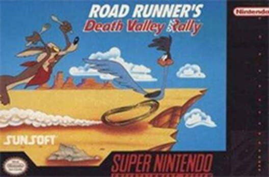 Road Runner's Death Valley Rally image