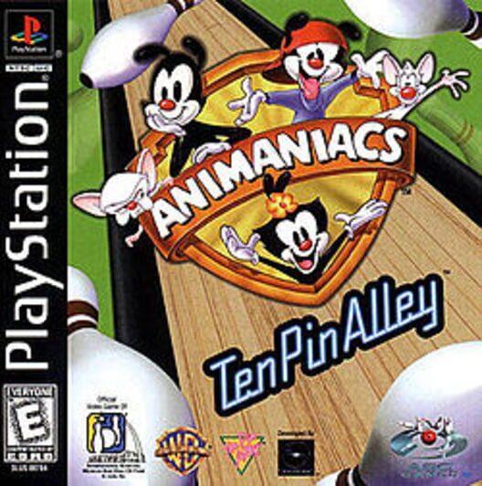 Animaniacs: Ten Pin Alley image