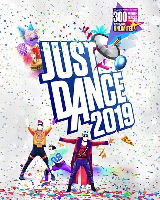 Just Dance 2019 - GG  Video Game Collection Tracker