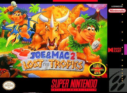 Joe & Mac 2: Lost in the Tropics Display Picture
