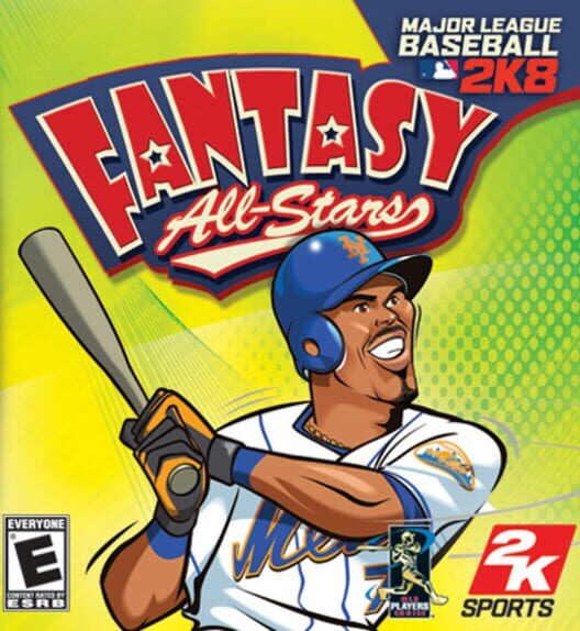 Major League Baseball 2K8 Fantasy All-Stars Display Picture
