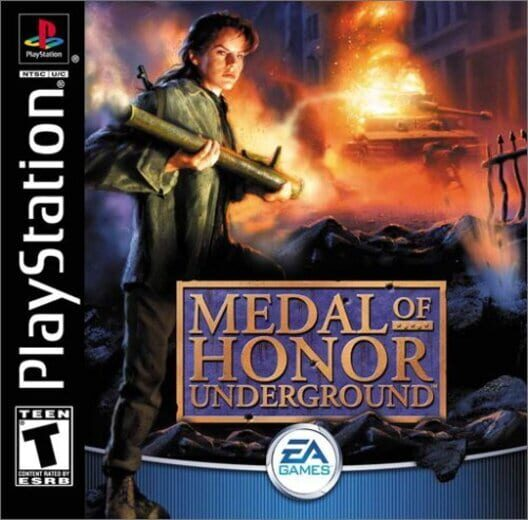 Medal of Honor: Underground image