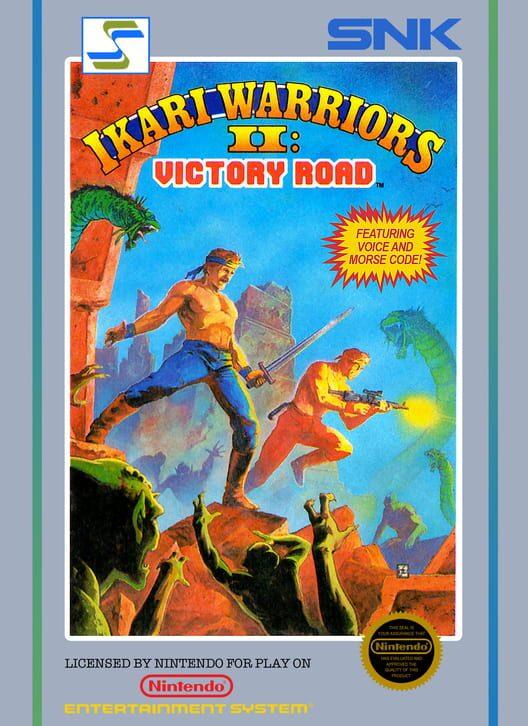 Ikari Warriors II: Victory Road image