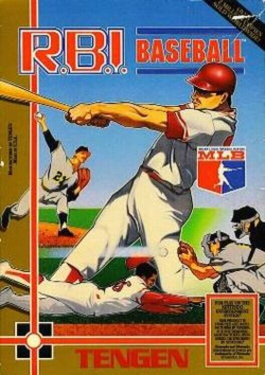 R.B.I. Baseball image