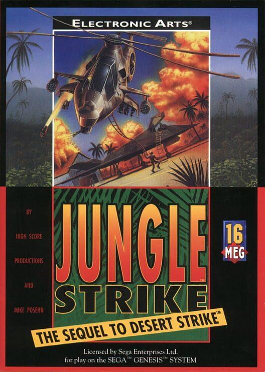 Jungle Strike image