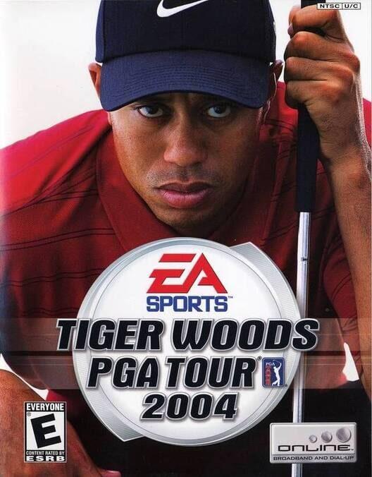 Tiger Woods PGA Tour 2004 image