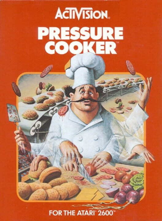 Pressure Cooker Display Picture