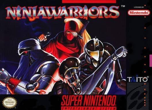 The Ninja Warriors Again Display Picture
