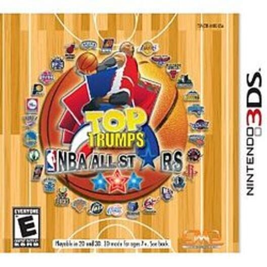 Top Trumps: NBA All Stars Display Picture