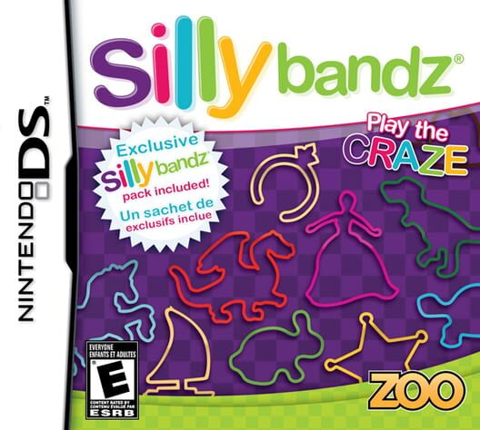 Silly Bandz Display Picture