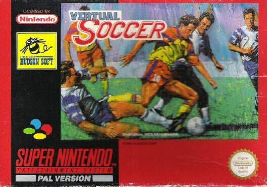 Virtual Soccer Display Picture