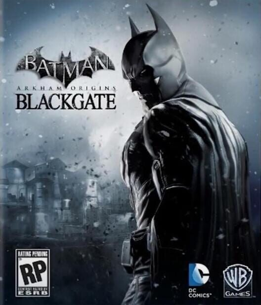 Batman Arkham Origins: Blackgate Deluxe Edition image