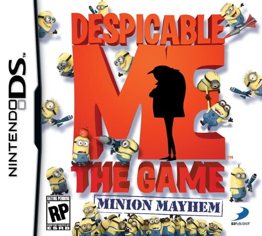 Despicable Me: The Game: Minion Mayhem Display Picture