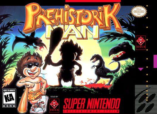 Prehistorik Man image