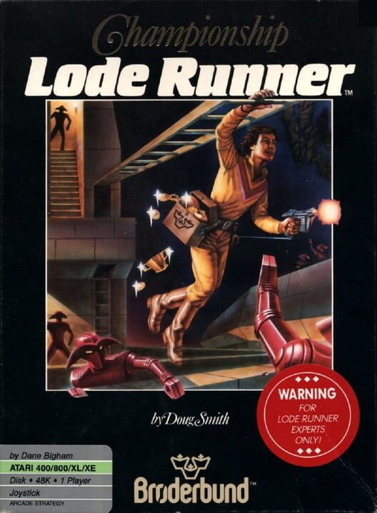 Championship Lode Runner Display Picture