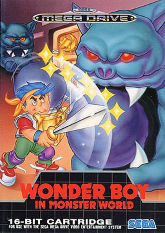 Wonder Boy in Monster World image