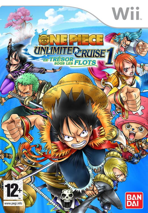 One Piece Unlimited Cruise 1: The Treasure Beneath The Waves image