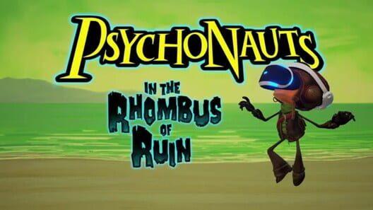 Psychonauts in the Rhombus of Ruin image