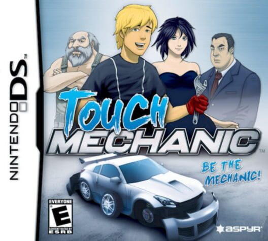 Touch Mechanic Display Picture