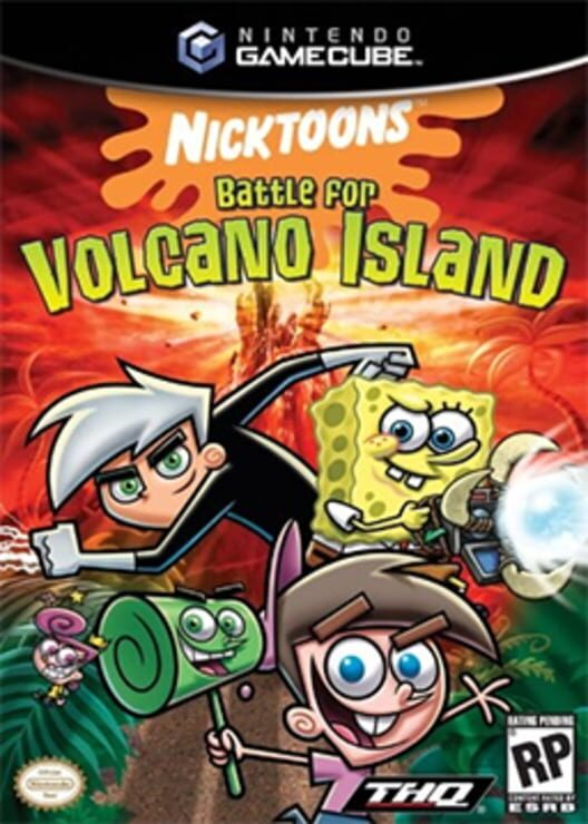 Nicktoons: Battle for Volcano Island Display Picture