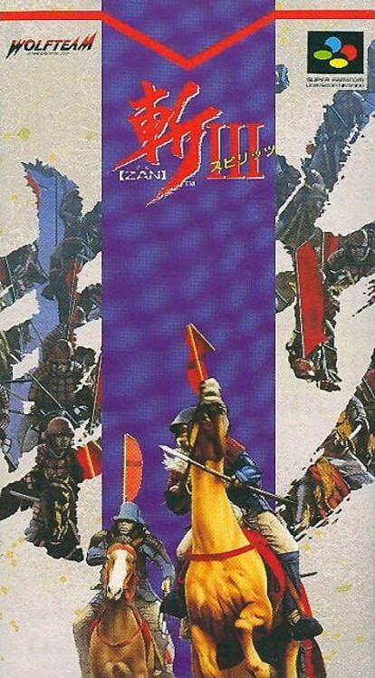 Zan III Spirits image