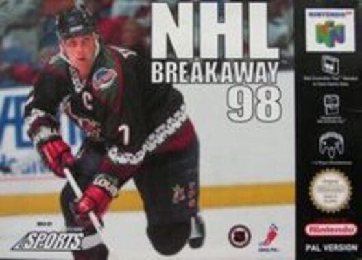 NHL Breakaway 98 image