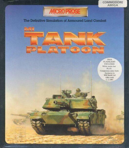 M1 Tank Platoon image