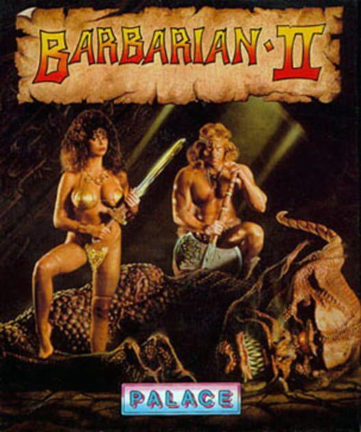 Barbarian II: The Dungeon of Drax image