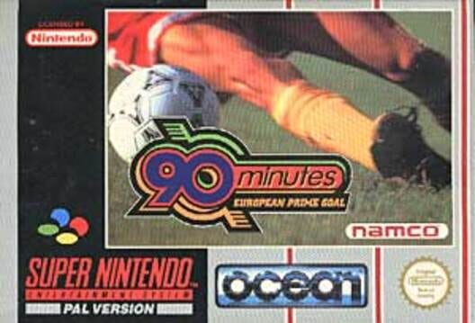 90 Minutes European Prime Goal image