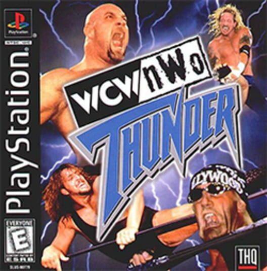 WCW/nWo Thunder image