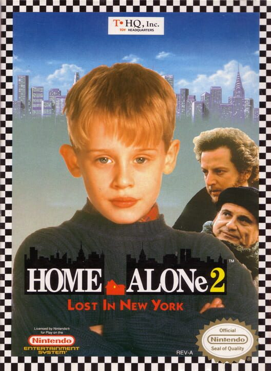 Home Alone 2: Lost in New York Display Picture