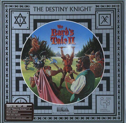 The Bard's Tale II: The Destiny Knight image