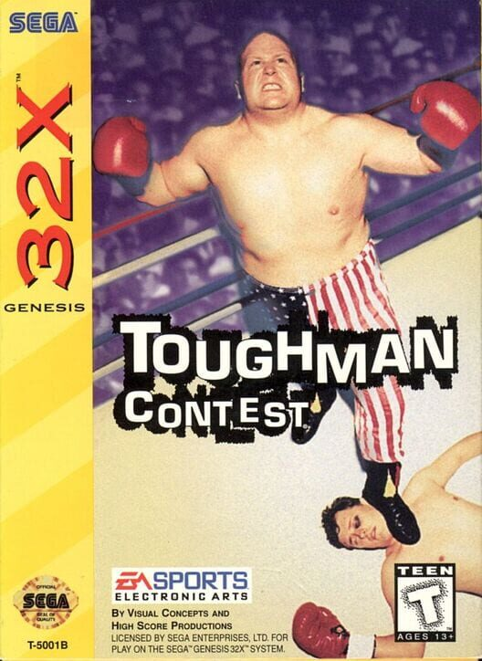 Toughman Contest Display Picture