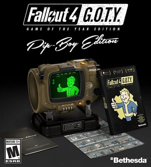 Fallout 4: Game of The Year Pip-Boy Edition image